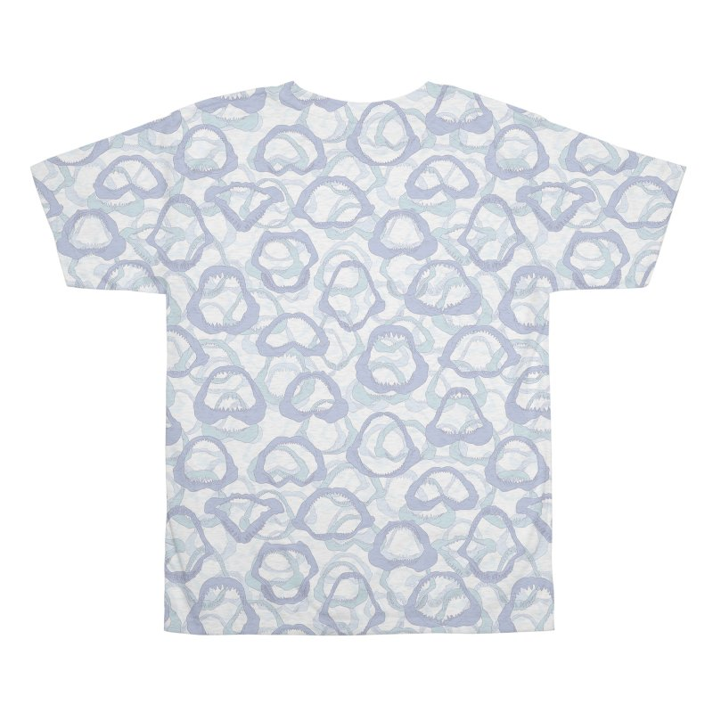 Jaws Men's All Over Print by Victor Calahan