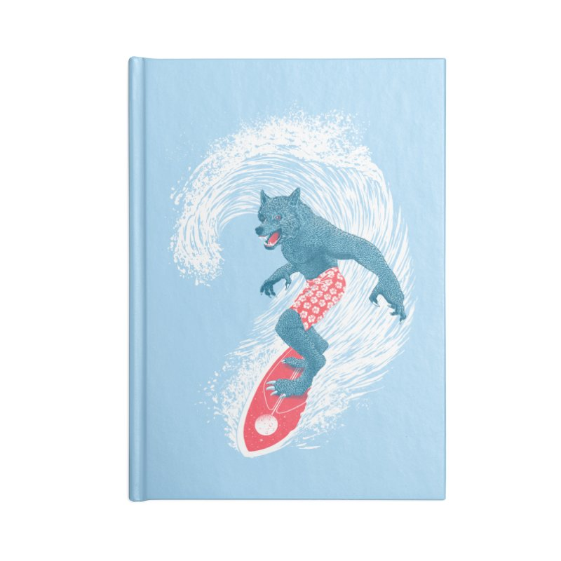 Moontide Accessories Notebook by Victor Calahan