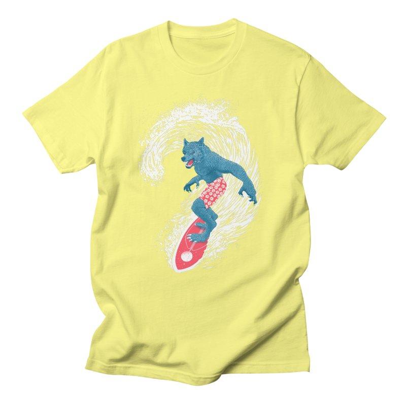 Moontide Men's T-Shirt by Victor Calahan