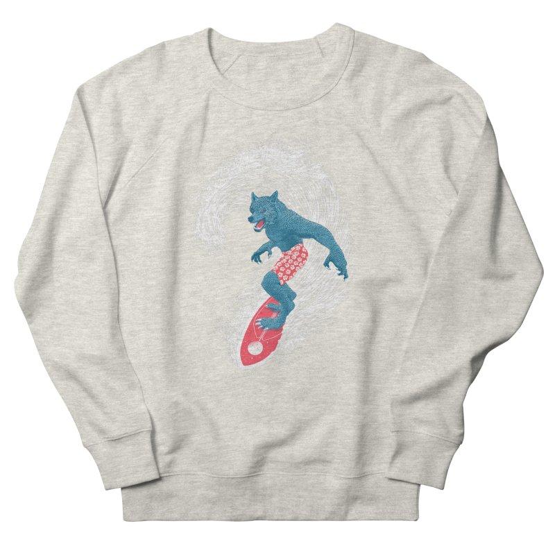 Moontide Men's Sweatshirt by Victor Calahan