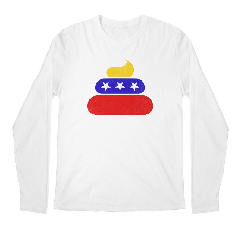 Logo Refresh Men's Longsleeve T-Shirt by Victor Calahan