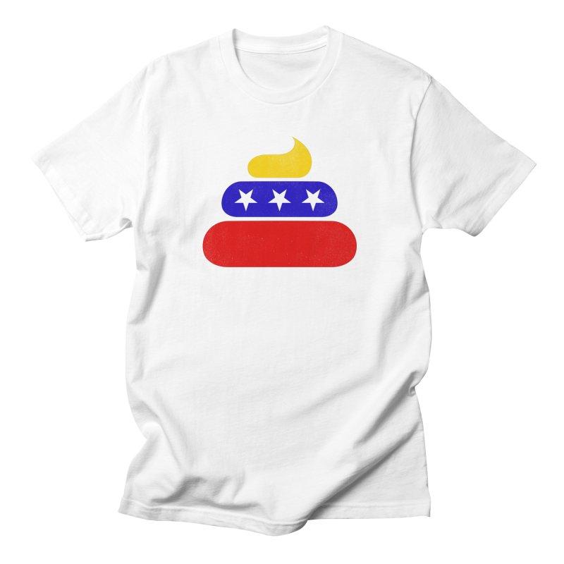 Logo Refresh Men's T-Shirt by Victor Calahan