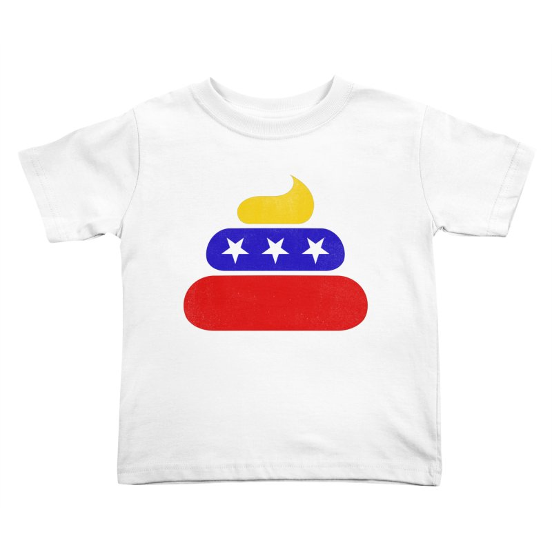 Logo Refresh Kids Toddler T-Shirt by Victor Calahan