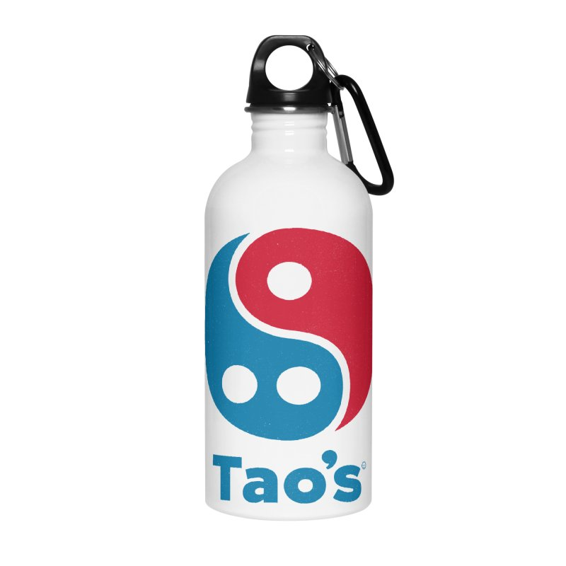Tao's Accessories Water Bottle by Victor Calahan
