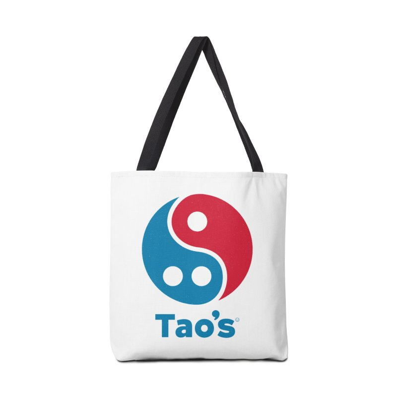 Tao's Accessories Bag by Victor Calahan