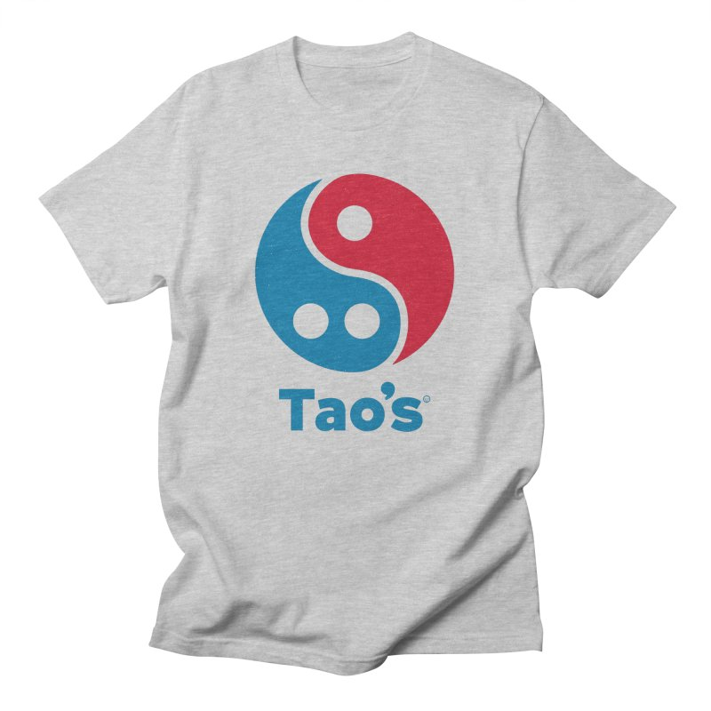 Tao's Men's T-Shirt by Victor Calahan