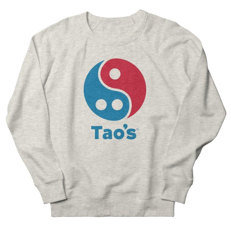 Tao's Men's Sweatshirt by Victor Calahan