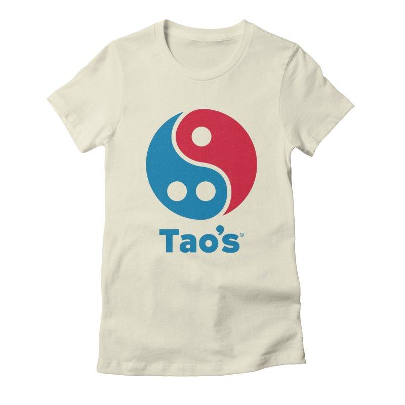 Tao's Women's T-Shirt by Victor Calahan