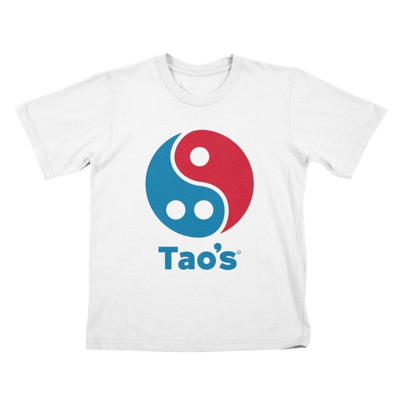 Tao's Kids T-Shirt by Victor Calahan