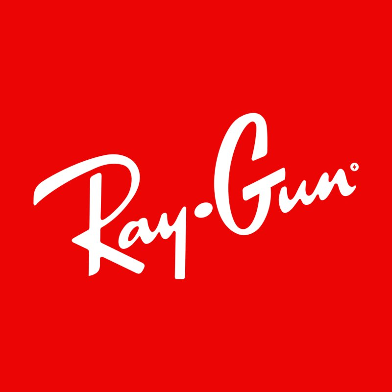 Ray-Gun by Victor Calahan
