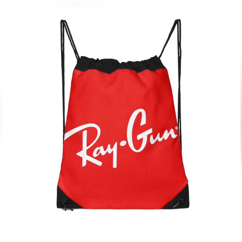 Ray-Gun Accessories Bag by Victor Calahan