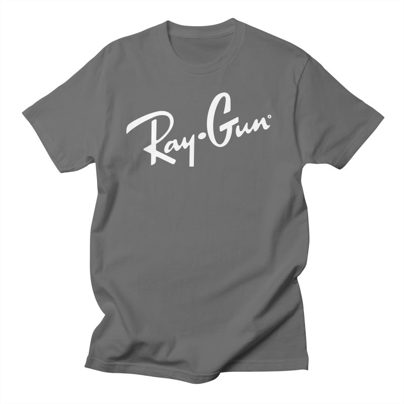 Ray-Gun Women's T-Shirt by Victor Calahan