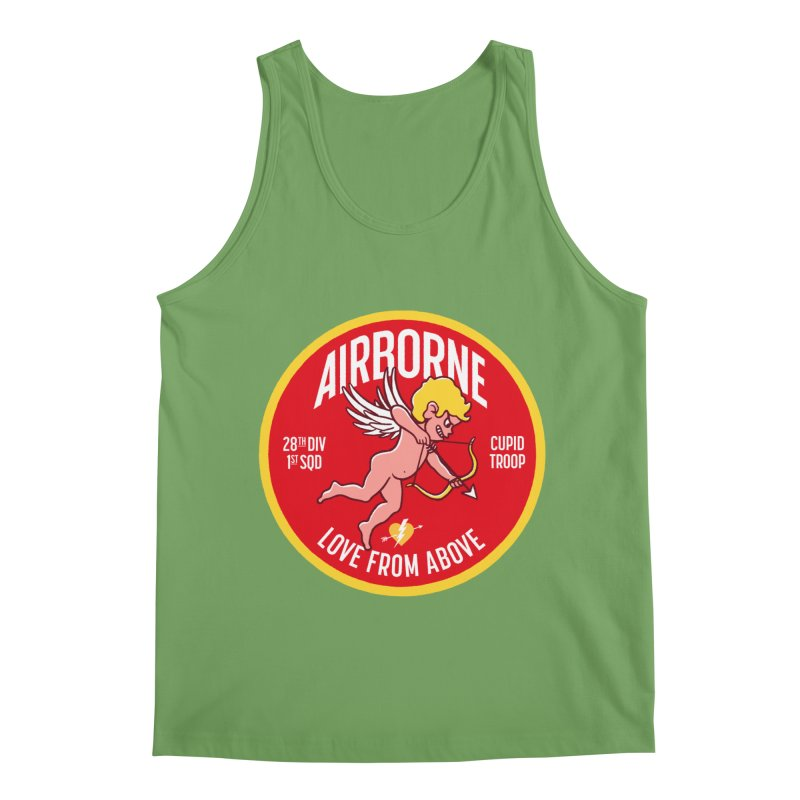 Love From Above Men's Tank by Victor Calahan
