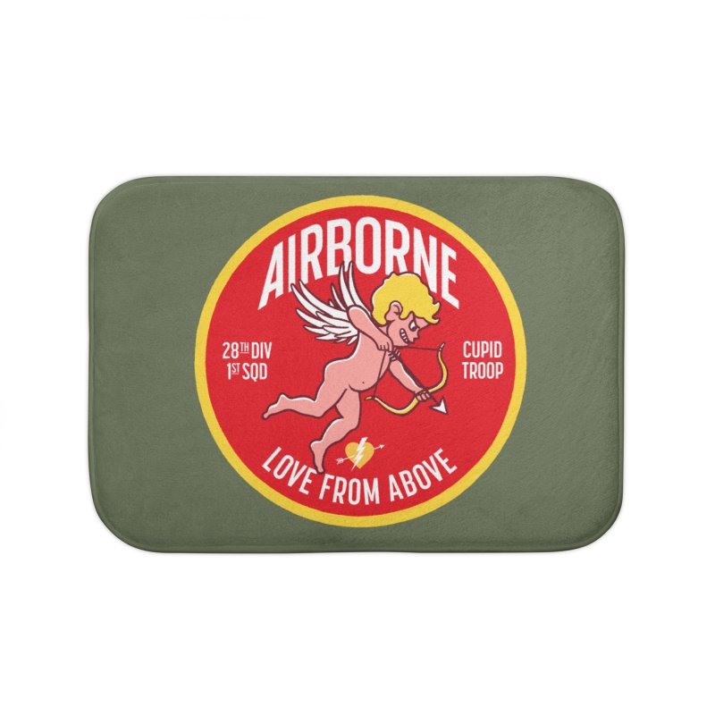 Love From Above Home Bath Mat by Victor Calahan