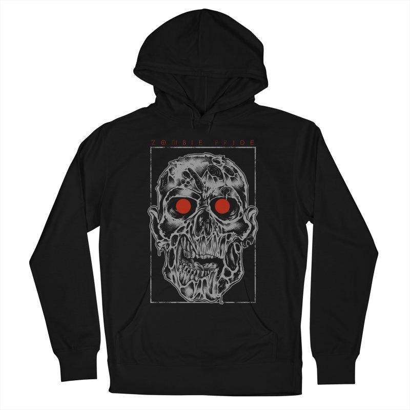 Zombie Pride Men's Pullover Hoody by victorfelix's Artist Shop