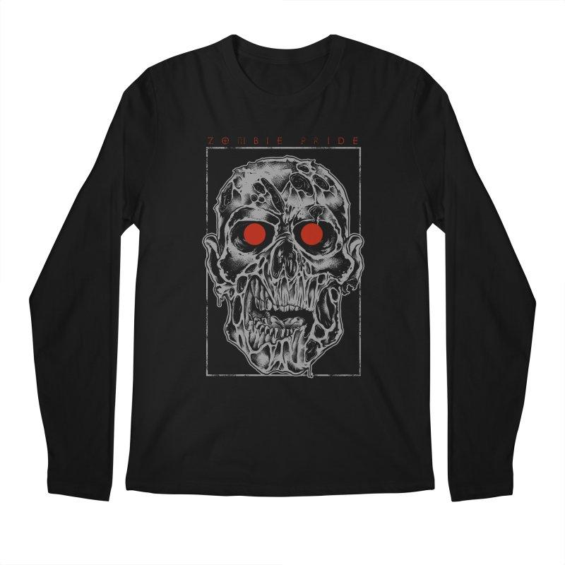 Zombie Pride Men's Longsleeve T-Shirt by victorfelix's Artist Shop