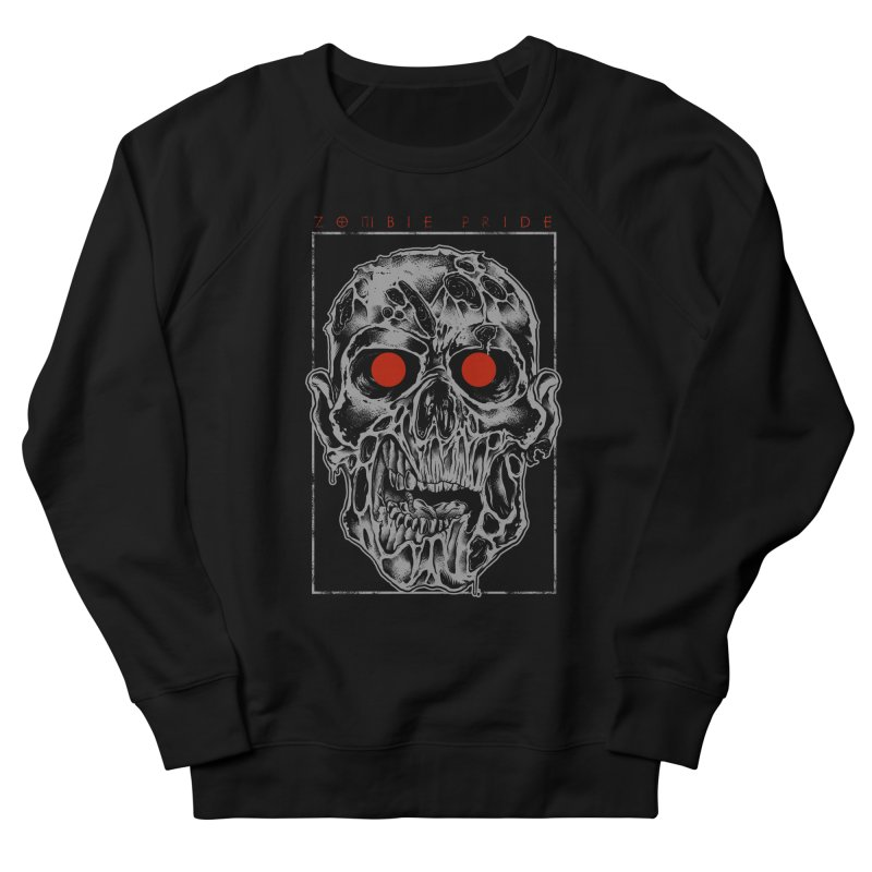 Zombie Pride Men's Sweatshirt by victorfelix's Artist Shop