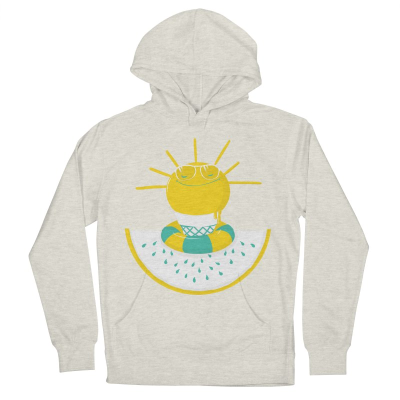 It's All About Summer Men's Pullover Hoody by victoriuskendrick's Artist Shop