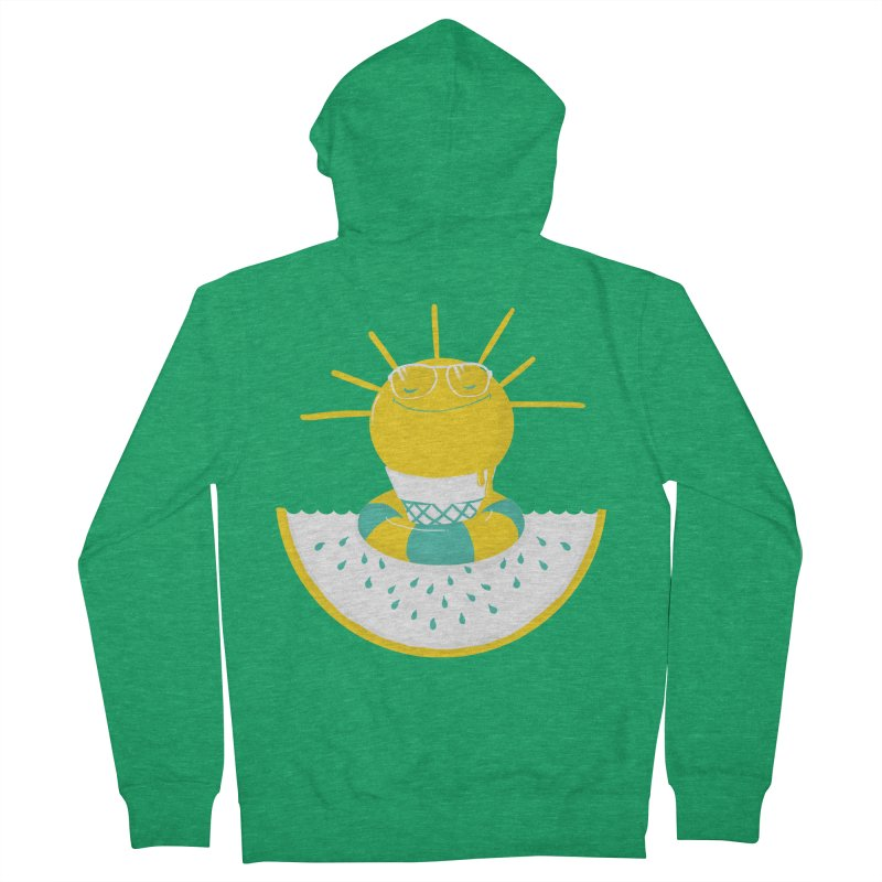 It's All About Summer Women's Zip-Up Hoody by victoriuskendrick's Artist Shop