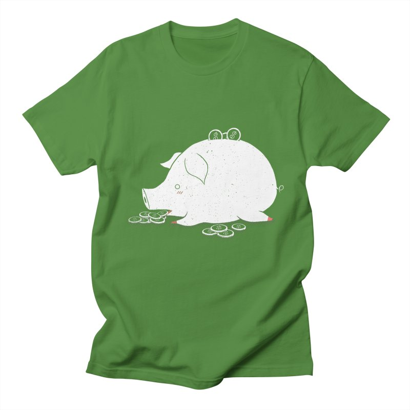 I'M SO FULL Men's T-Shirt by victoriuskendrick's Artist Shop