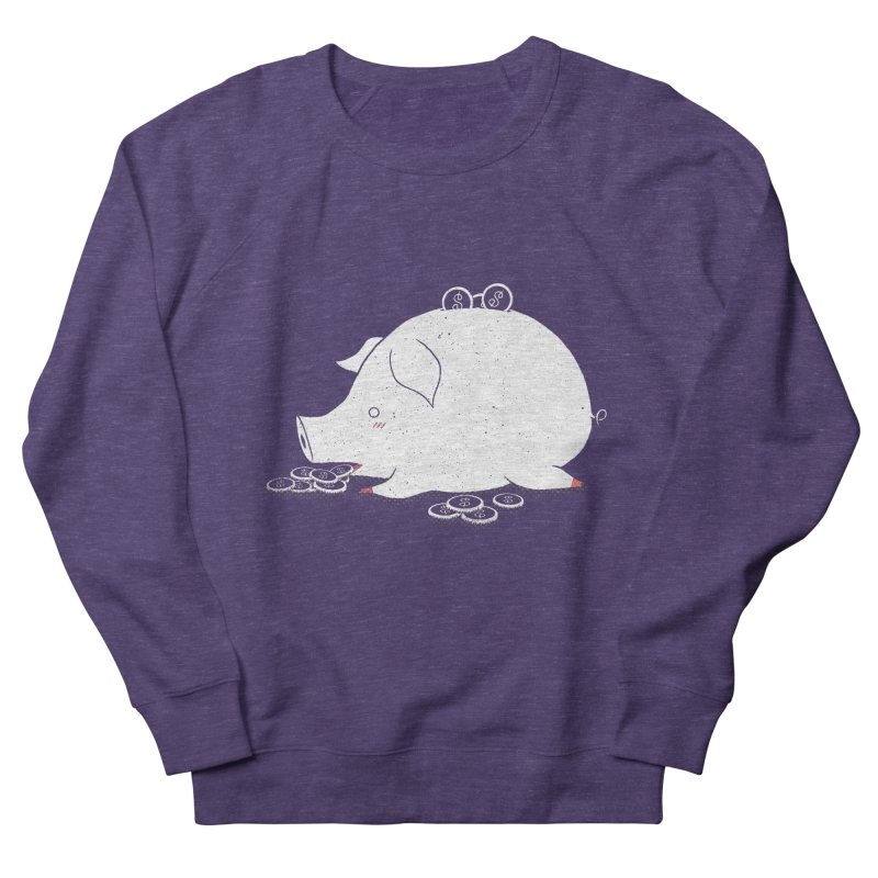 I'M SO FULL Men's Sweatshirt by victoriuskendrick's Artist Shop