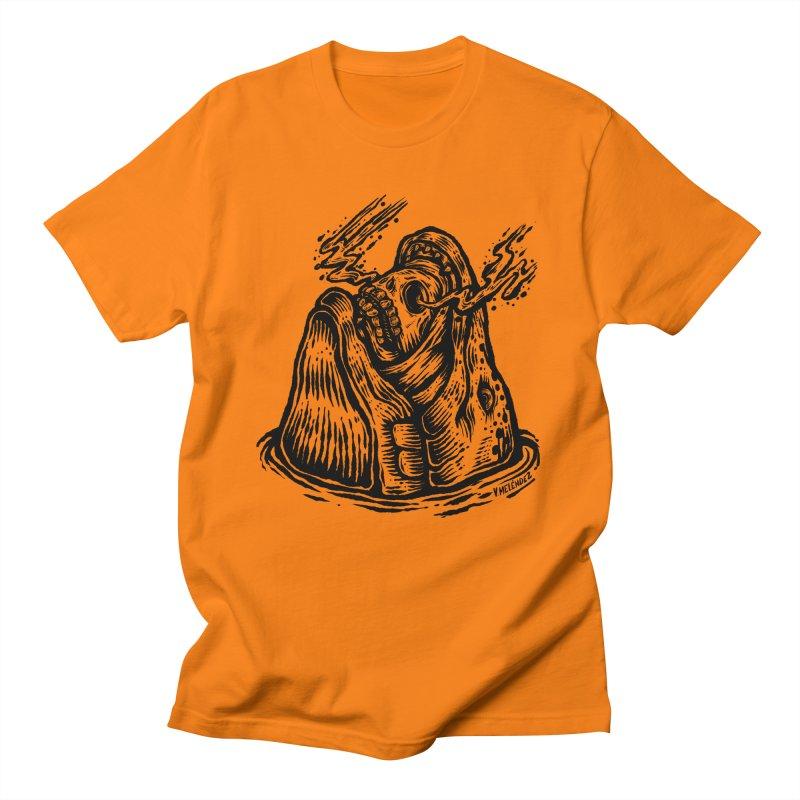 Fish Head Women's Regular Unisex T-Shirt by Victor Melendez