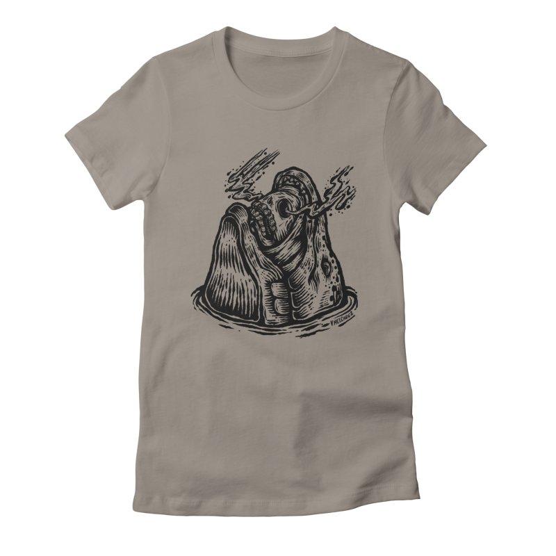 Fish Head Women's T-Shirt by Victor Melendez