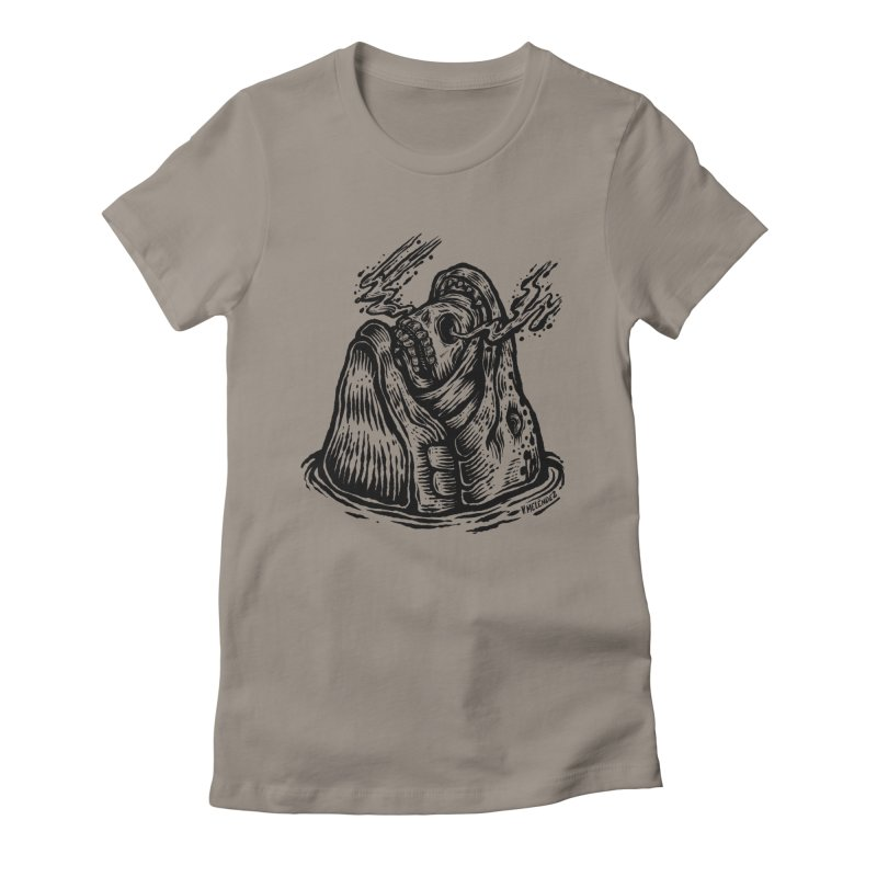 Fish Head Women's T-Shirt by Victor Melendez