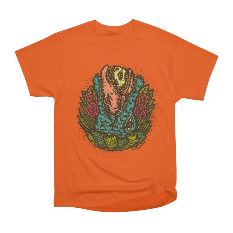 Nest Women's Heavyweight Unisex T-Shirt by Victor Melendez