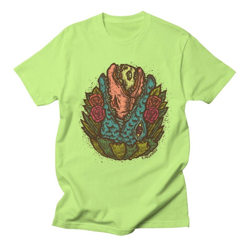 Nest Men's Regular T-Shirt by Victor Melendez
