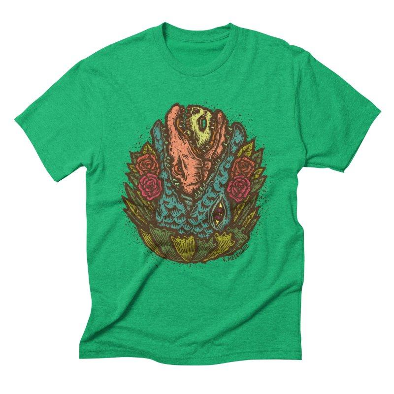 Nest Men's Triblend T-Shirt by Victor Melendez
