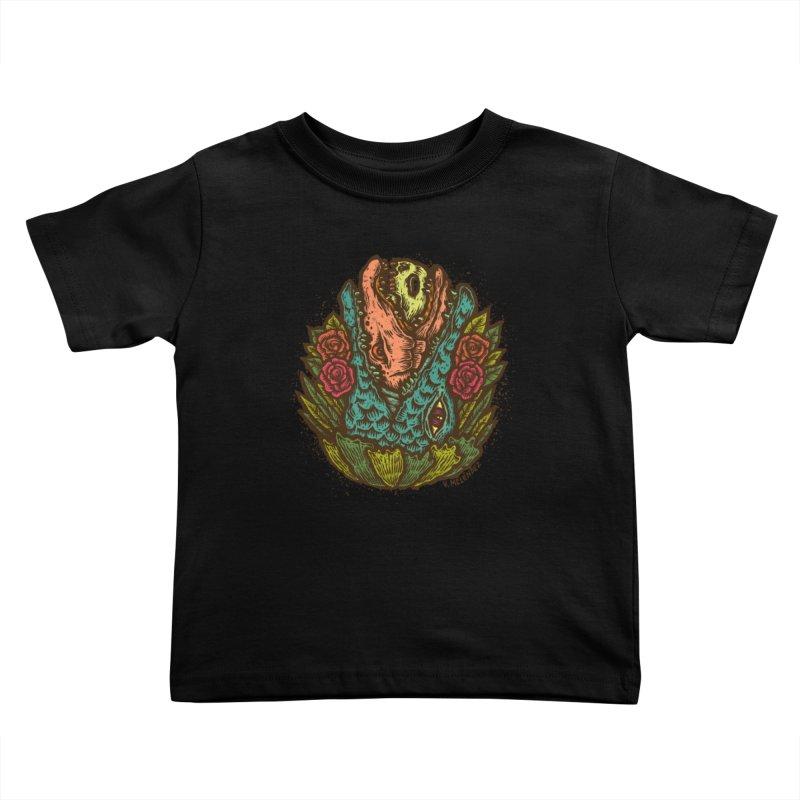 Nest Kids Toddler T-Shirt by Victor Melendez