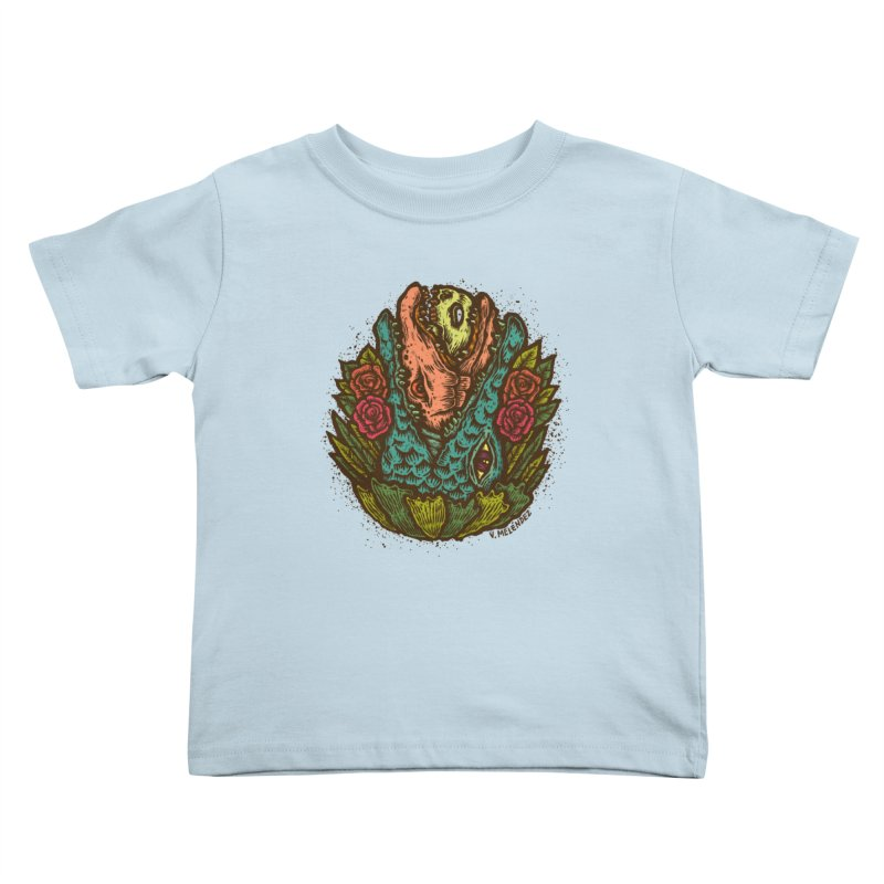 Nest Kids Toddler T-Shirt by Victor Melendez