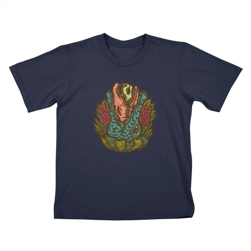 Nest Kids T-Shirt by Victor Melendez