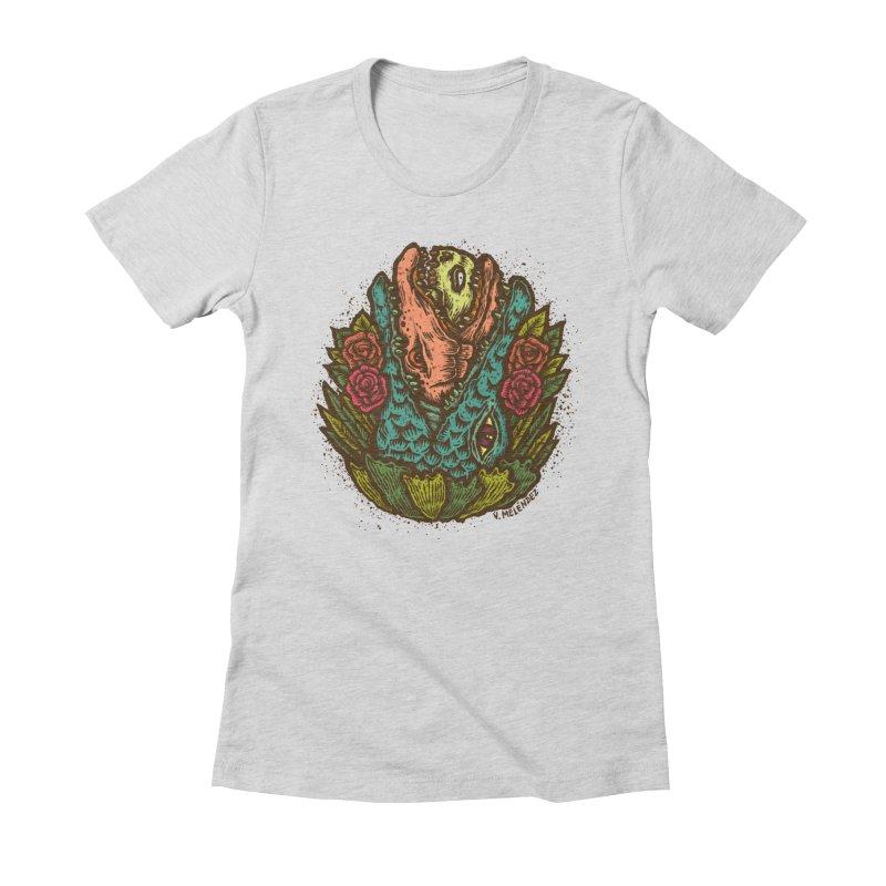 Nest Women's T-Shirt by Victor Melendez