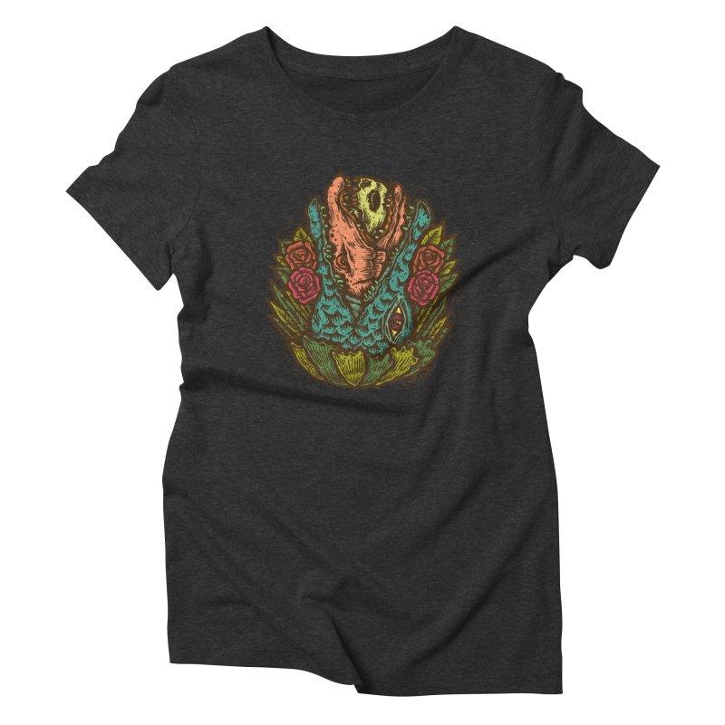Nest Women's Triblend T-Shirt by Victor Melendez