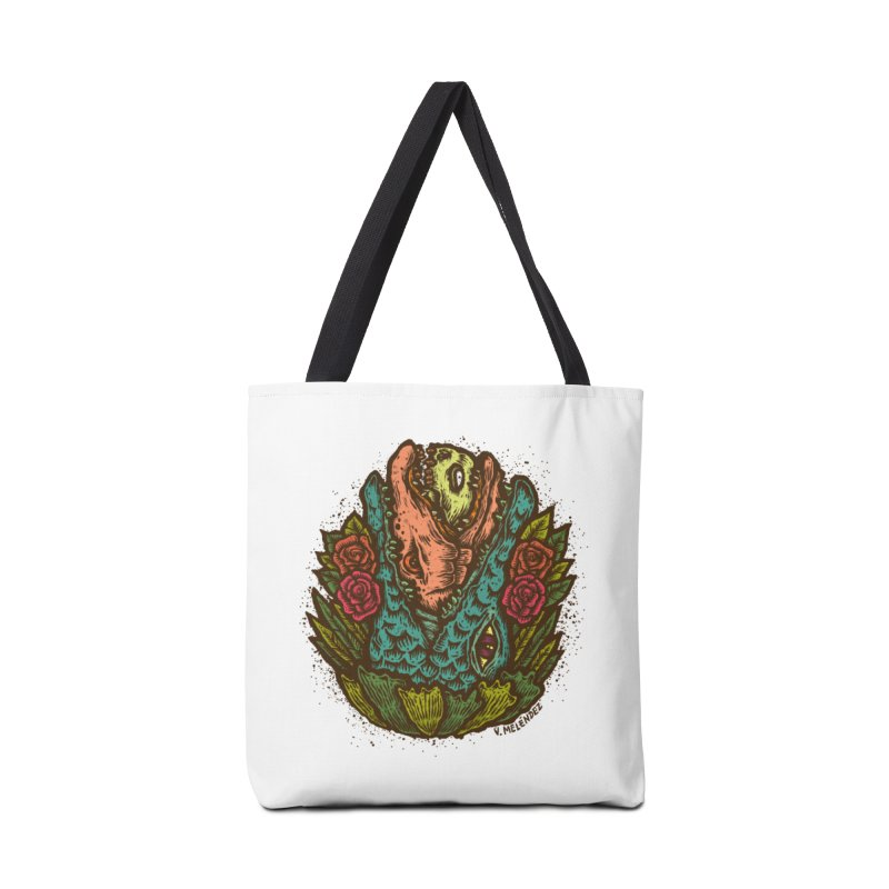 Nest Accessories Tote Bag Bag by Victor Melendez