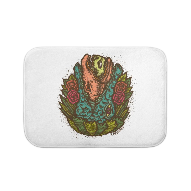 Nest Home Bath Mat by Victor Melendez