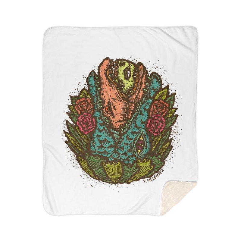 Nest Home Blanket by Victor Melendez