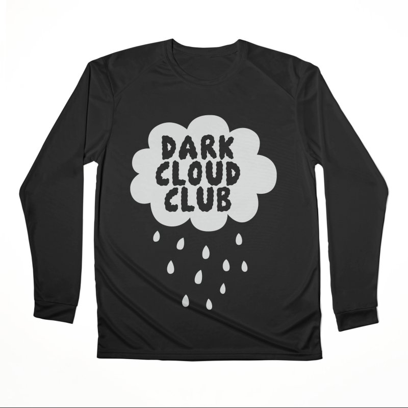 Dark Cloud Club V2 Women's Longsleeve T-Shirt by Victory Screech Labs