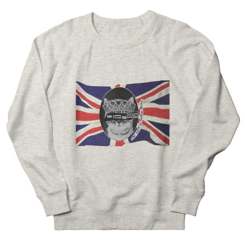 God Save the Kween Women's Sweatshirt by Victory Screech Labs