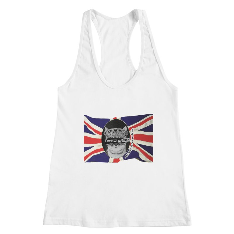 God Save the Kween Women's Tank by Victory Screech Labs