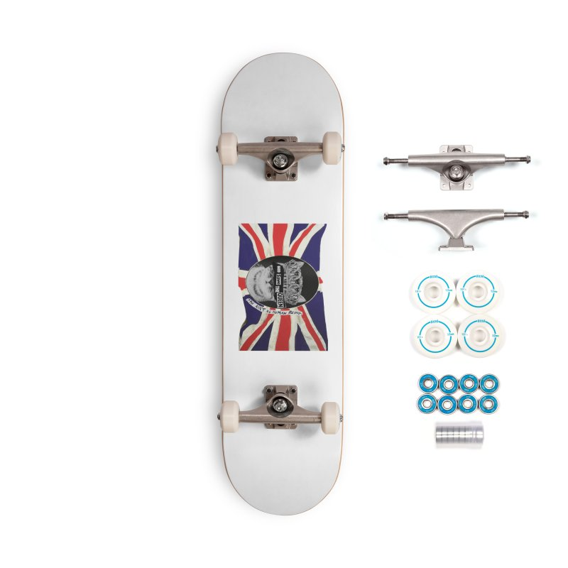 God Save the Kween Accessories Skateboard by Victory Screech Labs