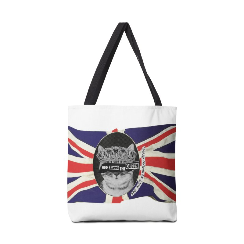 God Save the Kween Accessories Bag by Victory Screech Labs