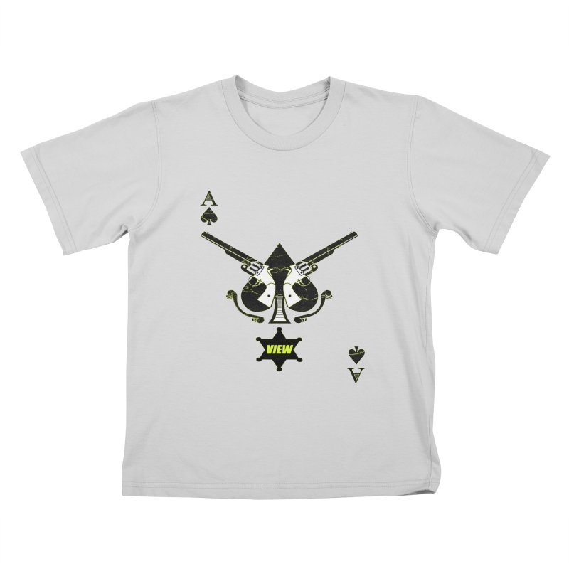 View Ace Kids T-Shirt by View From Brooklyn T-Shirt Shop