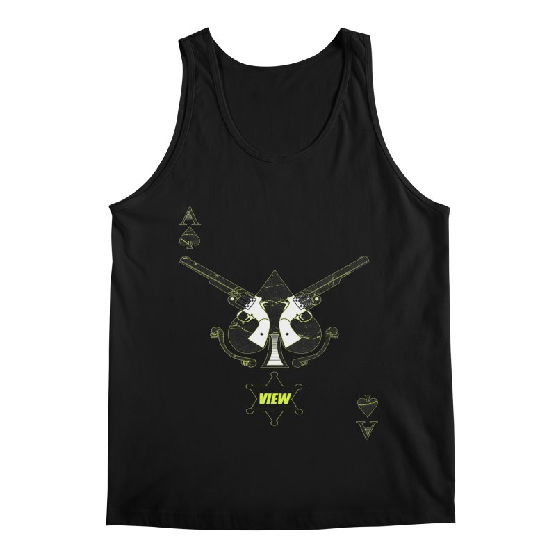 View Ace Men's Regular Tank by View From Brooklyn T-Shirt Shop