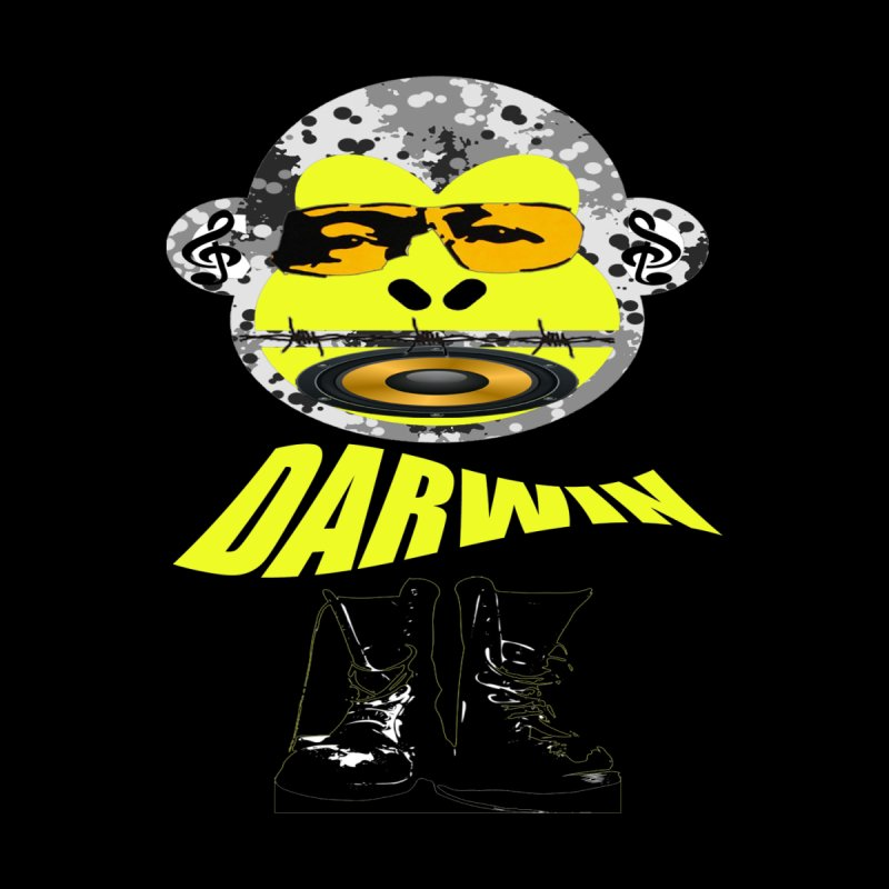 Darwin Monkey by View From Brooklyn T-Shirt Shop