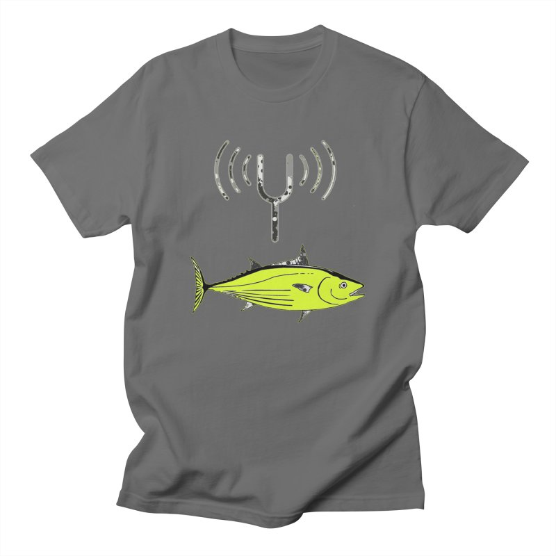 Tuner Fish Men's T-Shirt by View From Brooklyn T-Shirt Shop