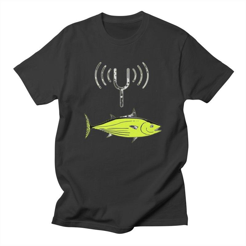 Tuner Fish Men's Regular T-Shirt by View From Brooklyn T-Shirt Shop