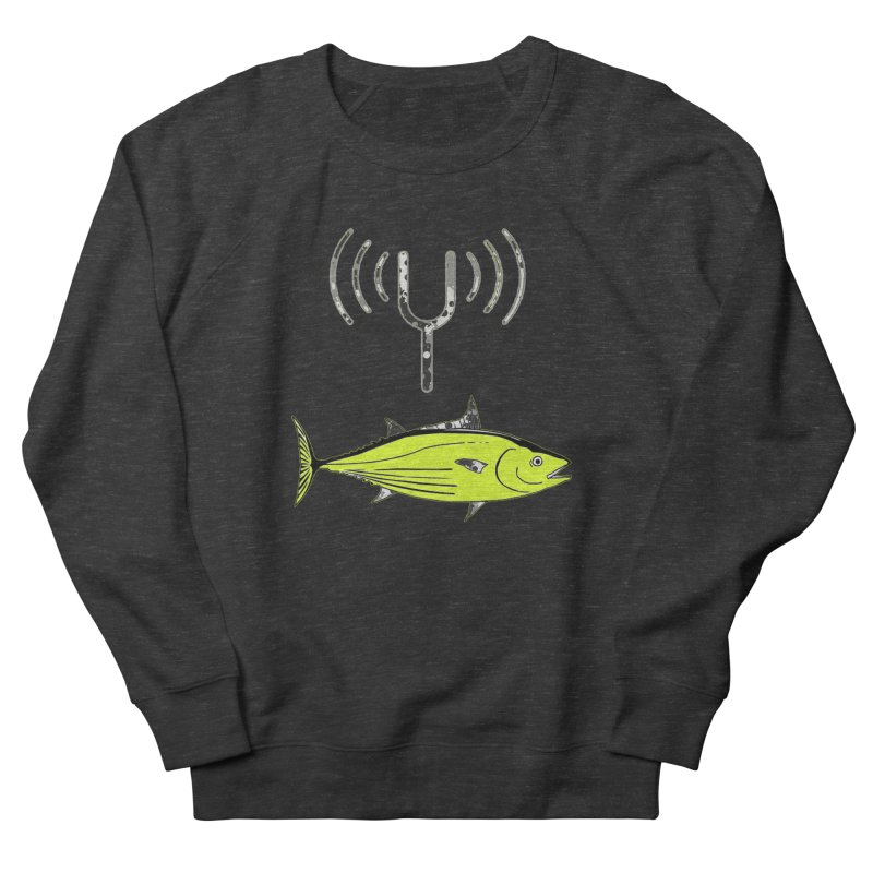 Tuner Fish Men's Sweatshirt by View From Brooklyn T-Shirt Shop
